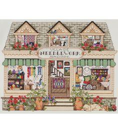 Janlynn Counted Cross Stitch Kit Needlework Shoppe