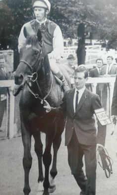 Nijinsky - after winning the 1970 King George VI and Queen Elizabeth Stakes at Ascot Pimlico Race Track, Epsom Derby, Horse Riding, Horse Horse, Triple Crown Winners, Horse Anatomy, Sport Of Kings, Historical Images, King George