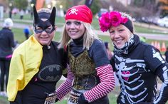 Monster Dash Race (October TX, IL, MN) 5k, 10, half marathon