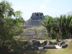 Xunantunich in Cayo District, Belize