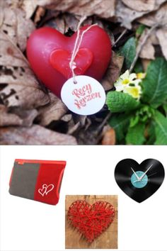 Valentine's Day doesn't always mean roses or chocolates - we've picked out some crafty and heartfelt gifts.