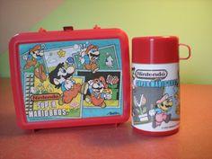 Vintage Aladdin Nintendo Super Mario Brothers by retrowarehouse, $28.00