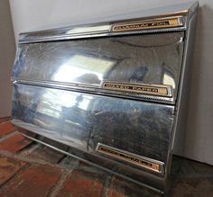 Vintage Chrome Lincoln BeautyWare Foil Paper by Rockintherust, $23.00