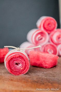I ingredient Watermelon Fruit Leather Domestically Blissful