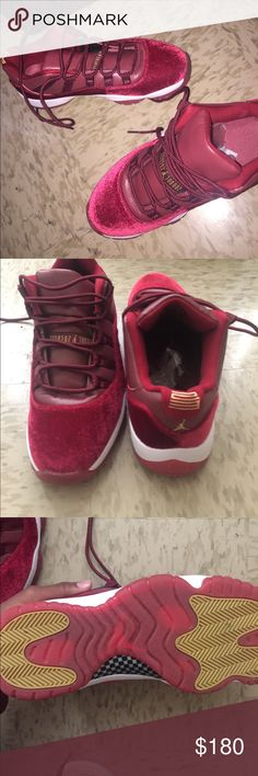 size 40 0fb64 a2409 Jordan s These are Wine Red Jordan s and are very new and exclusive.Came  out this