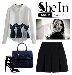 """Shein"" by kate0206 ❤ liked on Polyvore featuring Alexander Wang and Marc Jacobs"