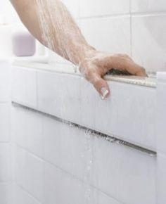 Handicap Bathroom Vine slip resistant flooring | age in place :: universal design