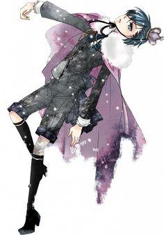 Tags: Fanart, Kuroshitsuji, Ciel Phantomhive, Shina Himetsuka