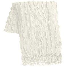 White Queen's Shawl blanket