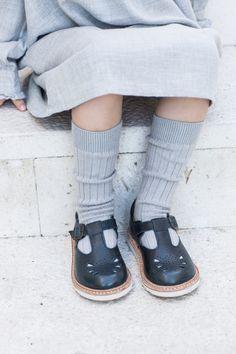 sukienka/robe – Bonheur du jour buty/chaussures – Young Soles podkolanówki/chaussettes – Collégien