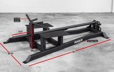 Rogue is a proud manufacturer of The Rogue T Bar Row. Check it out here. Trx Gym, Crossfit, Gym Workouts, At Home Workouts, Garage Gym, Basement Gym, Rogue Gym Equipment, No Equipment Workout, Fitness Equipment