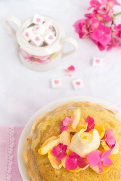 Sueños de amor y canela: Tarta de Crepes con crema de arroz con leche y coulis de fresa