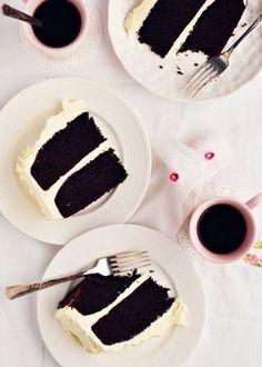 Receita de bolo para chá de cozinha/casamento