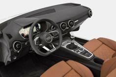 Audi apresenta o novo interior do TT no Consumer Eletronics Show