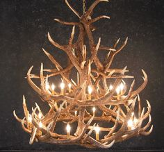 images of antler decorating ideas | Best Hunting Gift Ideas - Camouflage Decorating and Party Ideas