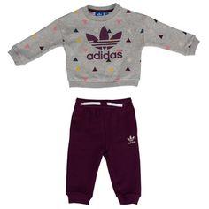adidas Originals Fleece Tracksuit - Girls' Infant