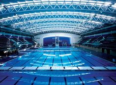 Olympic Swimming Pool Lanes enormous wind turbines with blades as long as two olympic pools