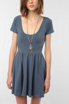 UrbanOutfitters.com > byCORPUS Crisscross Dress