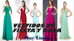 Outfits♥Vestidos para fiesta y boda -Los Mejores