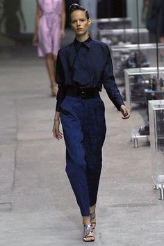 Sfilate Yves Saint Laurent Collezioni Primavera-Estate 2008 - Sfilate Parigi - Moda Donna - Style.it