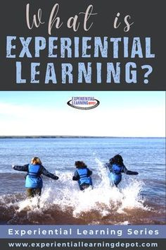 Experiential learning is essentially learning through experience, but it is not as simple as hands-on learning activities. There are some other essential components that make experiential learning such a profound and powerful learning tool. Check it out here and learn how you can incorporate experiential learning activities into your home, outdoor, or classroom learning environment. Problem Based Learning, Inquiry Based Learning, Experiential Learning, Project Based Learning, Hands On Learning, Learning Tools, Hands On Activities, Learning Activities, Intrinsic Motivation