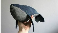 Denim is a super-versatile material that can be upcycled into all sorts of usefulness.