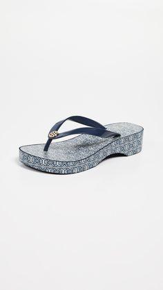 420e9e6016 7 best WEDGE FLIP FLOPS images | Shoes sandals, Wedge flip flops ...