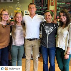 #Repost @holevson Had the chance to meet with some of API's best Alumni today! Campus Advocates Iris, Ben, Lisa and Peer Mentor Julie! #apiabroad @uwlax #ispyapi #studyabroad