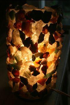 Online veilinghuis Catawiki: Vintage lamp brutalistisch design nachtlampje bureaulampje leeslampje