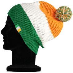 Ireland Beanie Hat from Zaini Hats