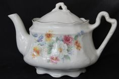 Vintage Arthur Wood and Son, Staffordshire, England #6288, English teapot, housewares,serving,teaparty