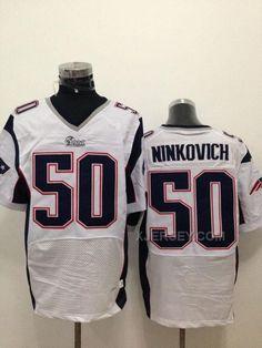 http://www.xjersey.com/nike-patriots-50-ninkovich-white-elite-jerseys.html Only$36.00 #NIKE PATRIOTS 50 NINKOVICH WHITE ELITE JERSEYS Free Shipping!