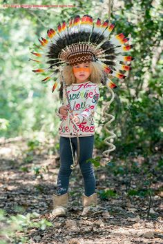 N21- From 5-8 years Kid / Child's: white swan feather Headdress 21 inch. – 53,34 cm. by theworldoffeathers. Explore more products on http://theworldoffeathers.etsy.com