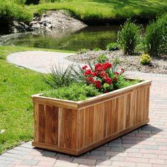 Nous allons vous inspirer par nos 50+ idées de bricolage de bac à fleurs en bois.Embellissez votre jardin avec beaucoup de fleurs multicolores et un bac