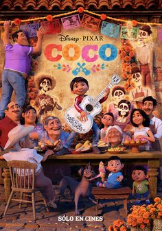 Return to the main poster page for Coco (#5 of 8)
