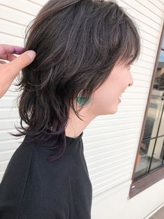 Hair Reference, Mullets, Fasion, Medium Hair Styles, Hair Inspiration, Cool Hairstyles, Hair Makeup, Hair Cuts, Hair Beauty