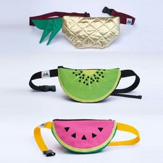Fanny pack for Festival Fashion Festival Wear, Festival Outfits, Festival Fashion, Rock Am Ring, Rave Outfits, Watermelon, Purses And Bags, Fashion Accessories, Tropical