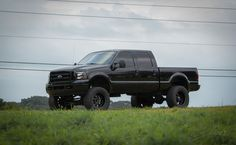 Ford F250 Diesel, Powerstroke Diesel, Ford 4x4, Diesel Trucks, New Pickup Trucks, Lifted Ford Trucks, Cool Trucks, Big Trucks, Ford Bronco Truck