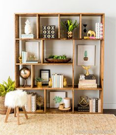 Styling is everything when it comes to achieving focal point perfection. Shop these pieces through the link in our bio! #Bookcase #HobbyLobbyStyle #Shelfie