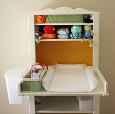 1000 images about small nursery on pinterest ikea - Table a langer compact ...