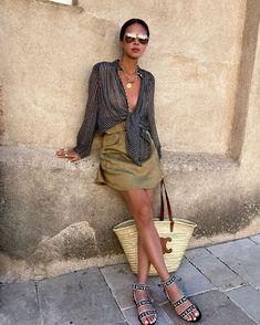 @jazy_g Timeless Fashion, Fashion Beauty, Womens Fashion, Future Fashion, Yves Saint Laurent, Looks Cool, Dress Me Up, Fitness Fashion, Spring Summer Fashion