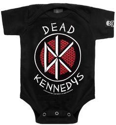 Sourpuss Dead Kennedys Onesie