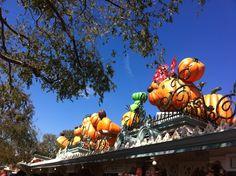 Entrance @ Disneyland