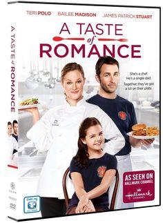 'A Taste of Romance' Hallmark Movie. With Teri Polo, Bailee Madison, Lee Rose. Halmark Movies, Romance Movies, Family Movies, Great Movies, Movies Online, Películas Hallmark, Hallmark Channel, Teri Polo, Bailee Madison