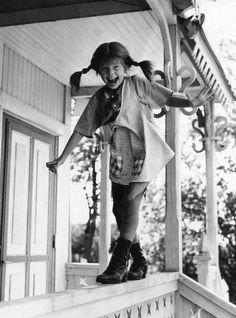 Pippi Longstocking (1949 film) starring Viveca Serlachius