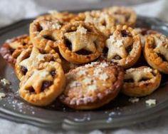 Christmas Mince Pies ou petites tartes à la confiture de fruits secs