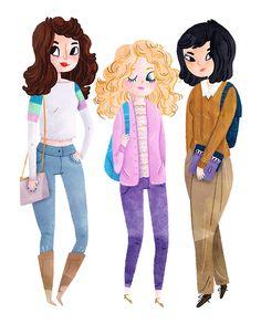 The Carrie Diaries by Irena Freitas.