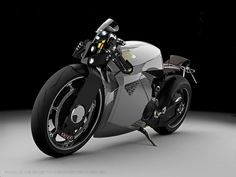 Big Battery Naked SE electric design concept from Paolo De Giusti