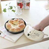 니코트 캔버스 미니 주방장갑 - 북극곰 ※ 일본 키친글러브,오븐장갑