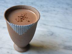 Tahini Reishi Hot Chocolate